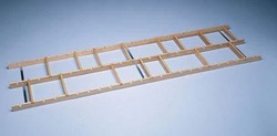 Foot Placement Ladder