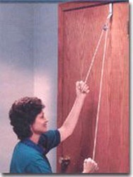 Rangemastr Shoulder Pully W/Webbing Door Strap