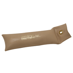 SoftGrip Hand Weight 6 lb Tan