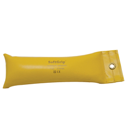 SoftGrip Hand Weight 7 lb Yellow