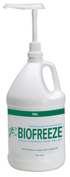 Category: Dropship Massage Therapy, SKU #10045E, Title: Biofreeze - 1 Gallon Professional Version