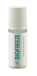Biofreeze - 3oz Roll-On Dye-Free