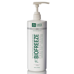 Biofreeze - 32oz Gel Pump Dye-Free