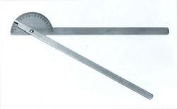 Stainless Steel 14 Goniometer 180 Dg X 1 Dg