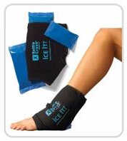 Ice It! ColdComfort System Ankle/ Elbow/ Foot 10.5 x13