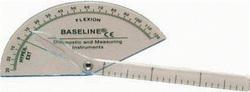 Finger Goniometer Baseline Plastic Flexion/Hyper-Extensn