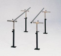 Parallel Bars 10' - 4 Posts