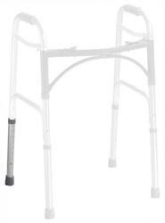 Replacement Leg for Folding Walker (Each) Drive