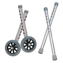 Walker Wheel Comb. Kit