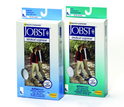 Jobst Active 20-30 Knee-Hi Socks Black Medium