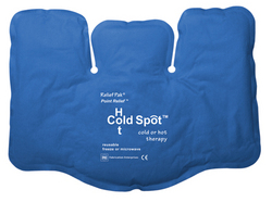 Relief Pak Sensaflex Compress Cold n Hot Tri-sect 8x16 Cs/6