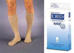 Jobst Relief K/H CT 15-20 mmHg Beige Large