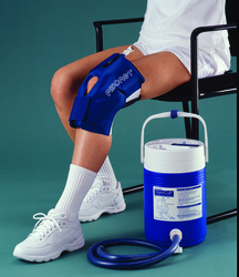 Aircast Cryo/Cuff System-Large Knee & Cooler