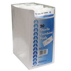 ABD Combine Pad Sterile 5 x9 1 tray (20 per tray)