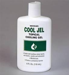 Water Jel Cool Jel 4 oz. Squeeze Bottle