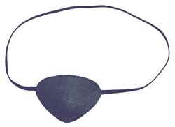 Convex Eye Protector Black 12 per Pack