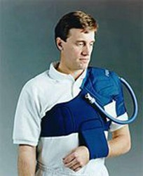 Aircast Cryo Shoulder Cuff Only