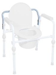 Backrest Assembly only for 1366A Commode