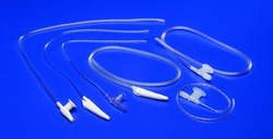 Suction Catheters 18 French Bx/10