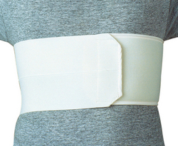 Rib Belt Men's Elastic Universal