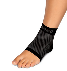 DCS Plantar Fasciitis Sleeve Medium-Wm 7-10.5/Men 6-9.5 Blk