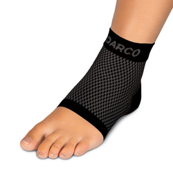DCS Plantar Fasciitis Sleeve Large-Wm 11+/ Men's 10-13 Blk
