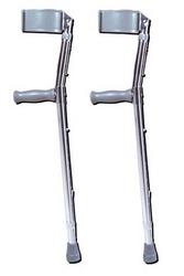 Forearm Crutch - Adj Forearm- Tall Adlt 29 -38 (pair)