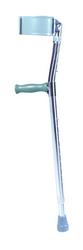 Forearm Crutch Steel Adult Bariatric Pair