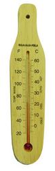 Flat Bath Thermometer