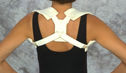 Clavicle Strap 4-Way X-Lrg 25 - 33