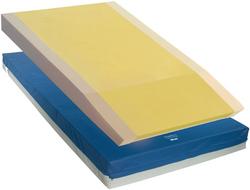 Foam Mattress Multi Layer/Zone w/3 Elev Perimeter & Cut-Out