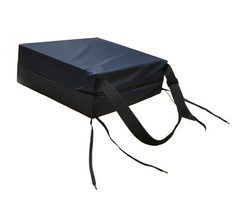 Hip Surgery Cushion with Carry Shoulder Strap 18 x 16 x 4