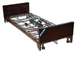 Delta Ultra Lite 1000 Homecare Full Elec Bed Package-Drive