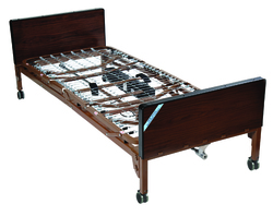 Delta Ultra-Lite 1000 Bed Only Semi-Electric