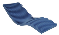 Eggcrate Bed Pad 3 x33 x72
