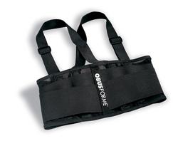Back Belt-Unisex Medium/Large Black Obusforme