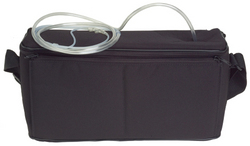 Oxygen Cylinder Carry Bag w/Zippered Pocket