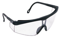 Safety Spectacles Black Frame
