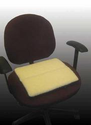Fold & Carry Foam Cushion Fleece Covered