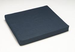 Foam Wheelchair Cushion Vinyl Grey 16 x16 x3
