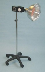 Prof.Model 750 W Infra-Red Lamp-Vari. Cntrl &Timer-Mobile