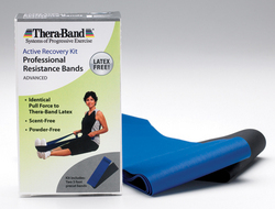 Thera-Band 5' Combo Pack- Heavy Latex-Free