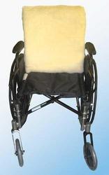Fleece Back Cushion w/Memory Foam Insert 16x18x2