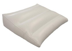 Inflatable Bed Wedge w/Cover