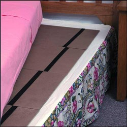 Bedboard Folding 48 x60 Wooden Double - Gatch Type