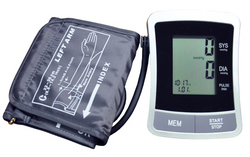 Full Automatic Blood Pressure by Complete Medical w/4 AA
