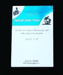 Lens Paper Booklet (Each) (50 sheets)