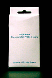 Probe Covers For Digital Thermometers Non-Ster Bx/100