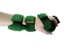 Gripping Hand Splint Medium Left 8 -9.5