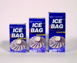 English Ice Bag 6 (Boxed) Small